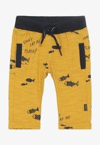 Noppies - REGULAR FIT PANTS ASHWAUBENON  - Trousers - mineral yellow - 2