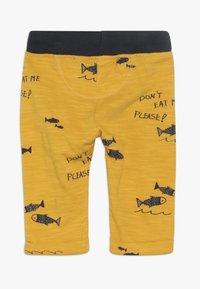 Noppies - REGULAR FIT PANTS ASHWAUBENON  - Trousers - mineral yellow - 1