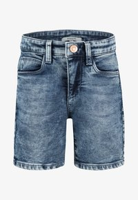 Noppies - Jeansshort - light jungle wash - 0