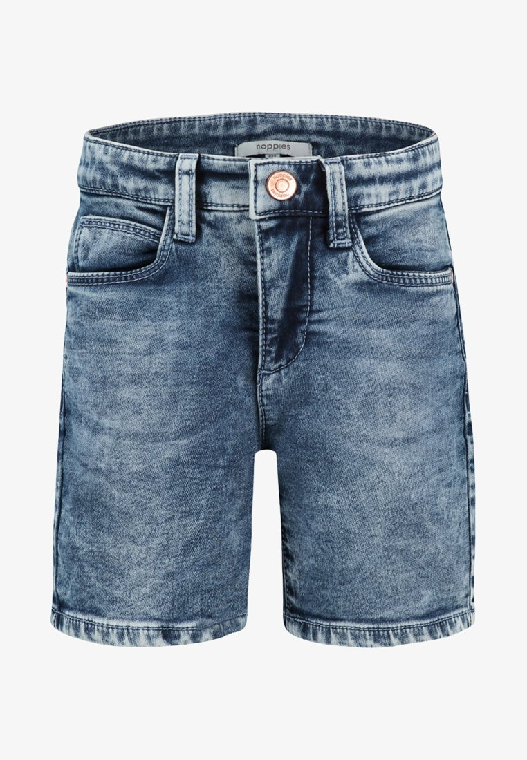 Noppies - Jeansshort - light jungle wash