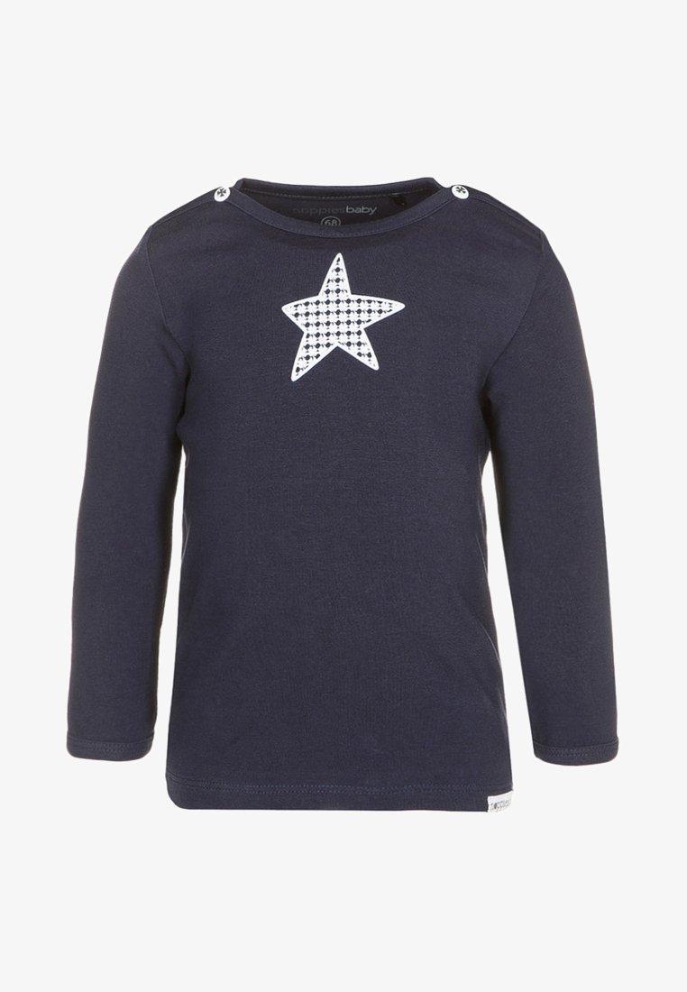 Noppies - MONSIEUR - Langærmede T-shirts - navy