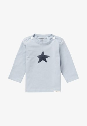 MONSIEUR - Long sleeved top - blue-grey