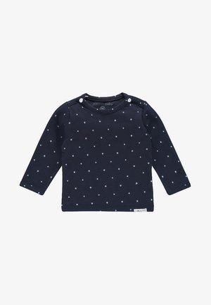 LANGARMSHIRT COLLIN - Camiseta de manga larga - navy