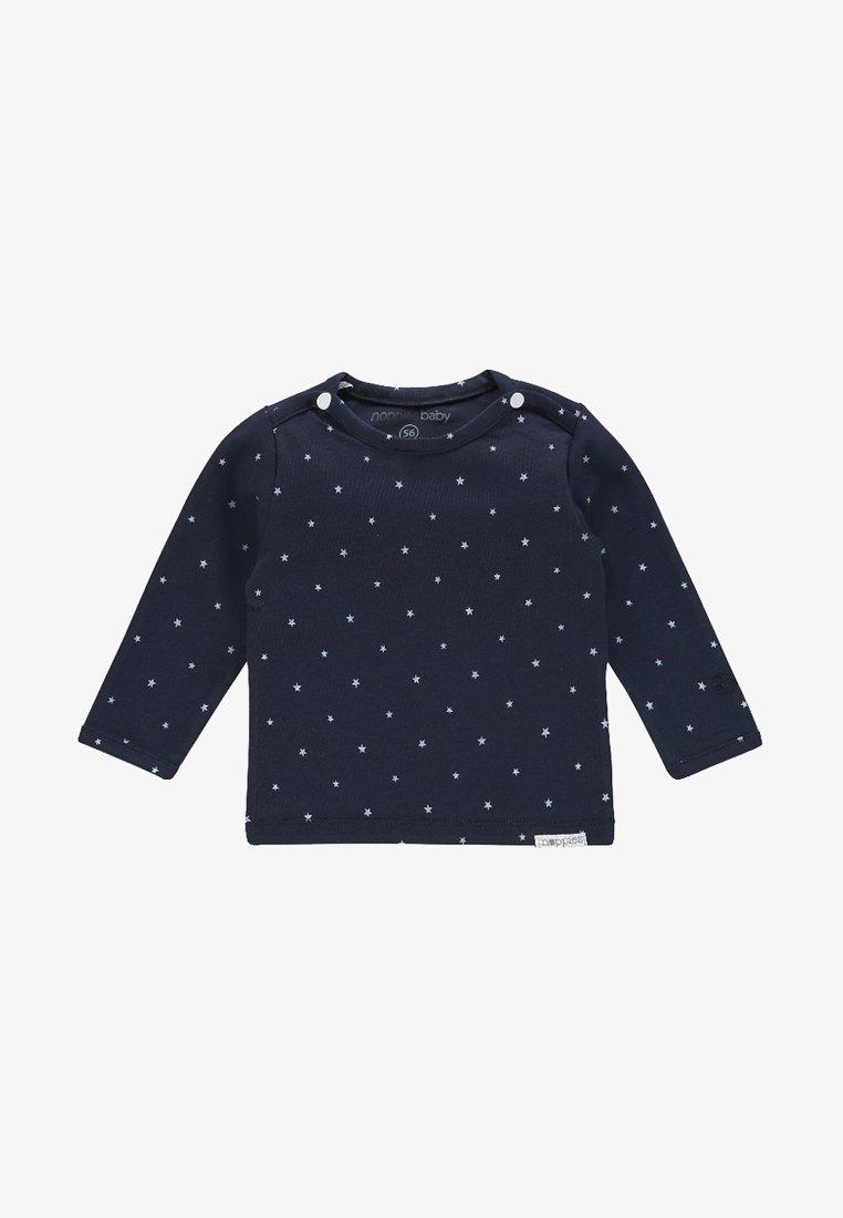 Noppies - LANGARMSHIRT COLLIN - T-shirt à manches longues - navy
