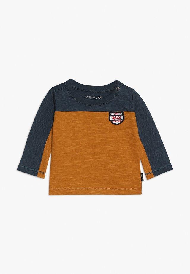 TEE REGULAR AIRMONT BABY - Långärmad tröja - midnight navy