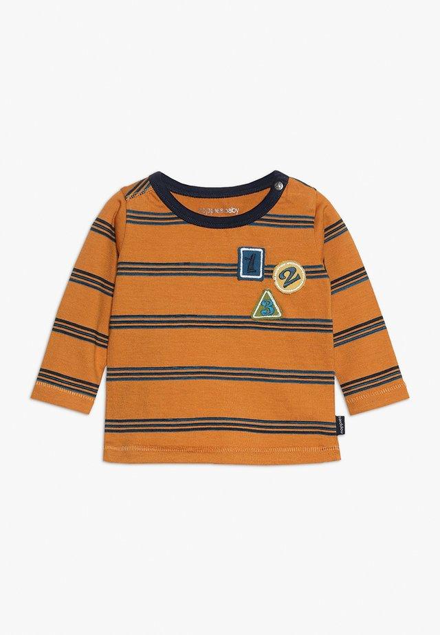 TEE REGULAR BABY - Långärmad tröja - inca gold