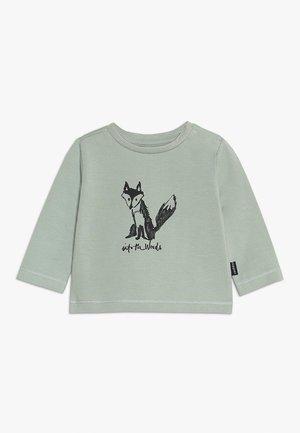 TEE REGULAR  ALTUS BABY - T-shirt à manches longues - green milieu