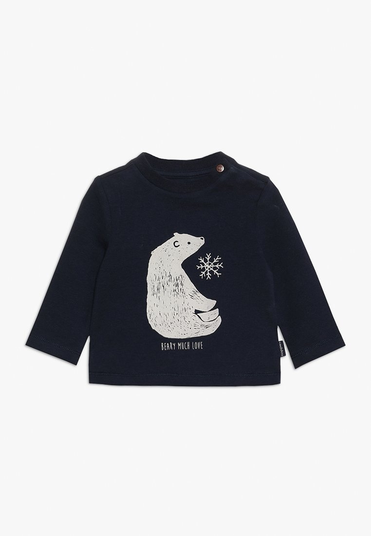 Noppies - TEE REGULAR BURBANK BABY - Top s dlouhým rukávem - dark sapphire