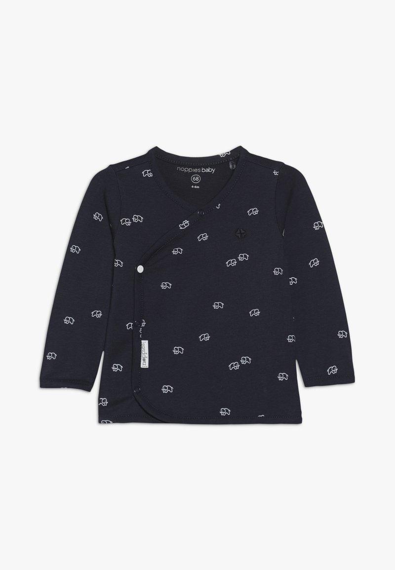 Noppies - OVERLAP JONES - Camiseta de manga larga - navy