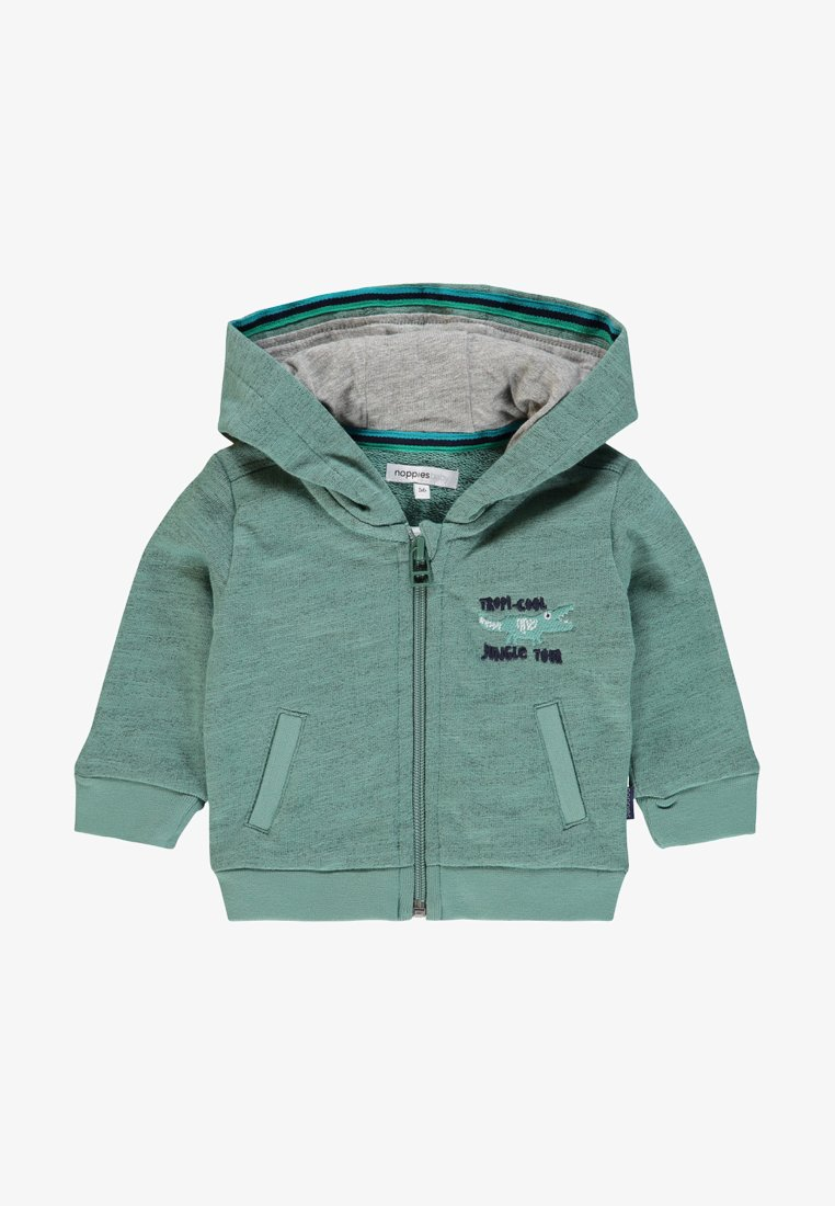 Noppies - Sweatjacke - oil green