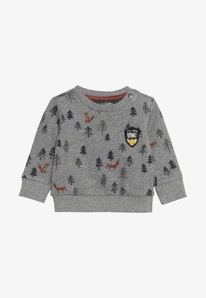 ALIENTOWN BABY - Sweater - charcoal melange