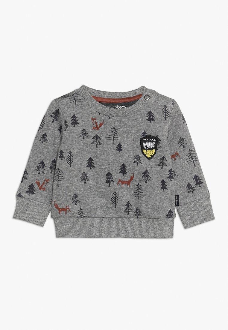 Noppies - ALIENTOWN BABY - Sweatshirt - charcoal melange