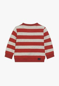 Noppies - ARCHDALE STRIPE - Felpa - metallic red - 1