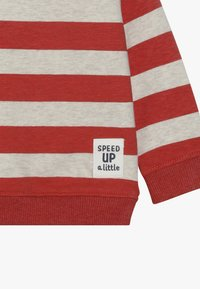 Noppies - ARCHDALE STRIPE - Felpa - metallic red
