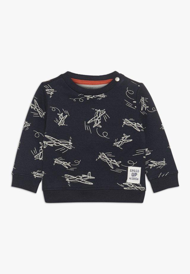 ARCHDALE STRIPE - Sweater - dark sapphire