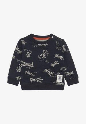 ARCHDALE STRIPE - Sweatshirt - dark sapphire