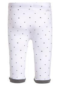 Noppies - Teplákové kalhoty - white - 1