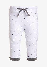 Noppies - Teplákové kalhoty - white - 0