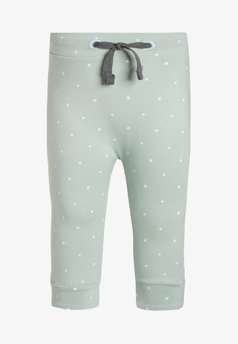 Noppies - Tracksuit bottoms - grey mint