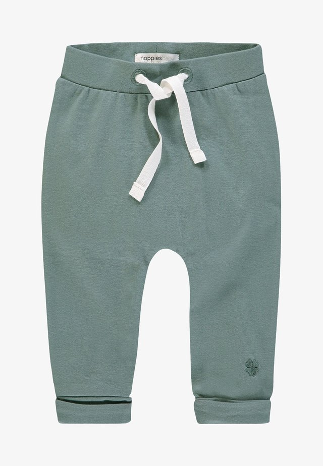 BOWIE - Tracksuit bottoms - green
