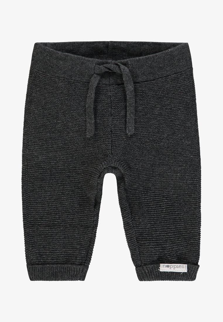 Noppies - LUX - Stoffhose - dark grey melange