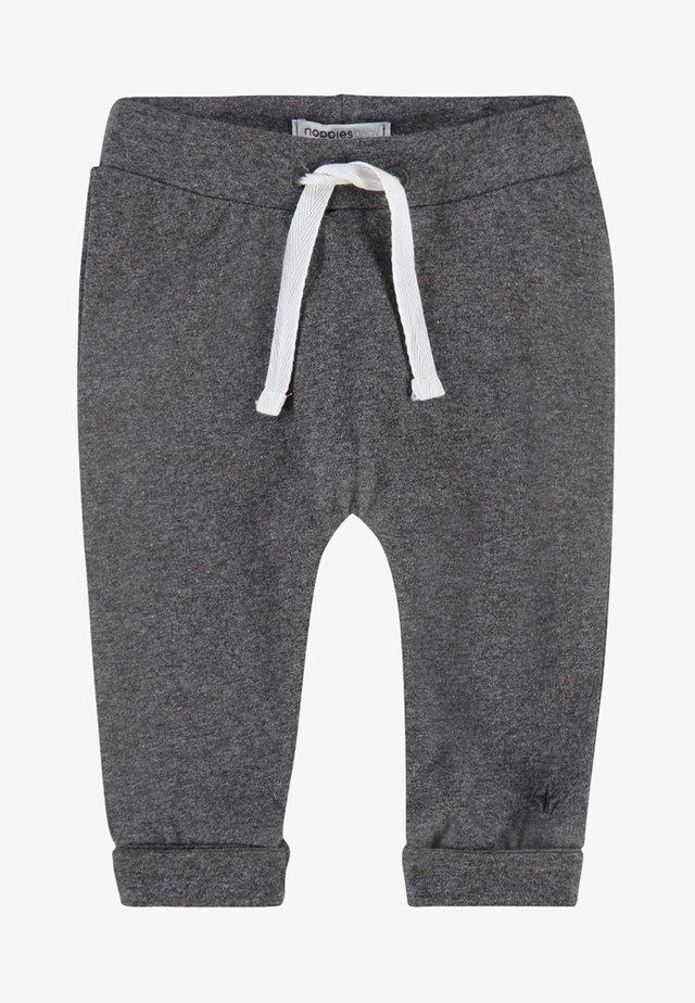 MELISSA - Kalhoty - Dark grey melange