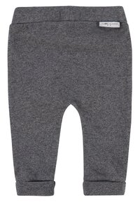 Noppies - MELISSA - Pantalon classique - Dark grey melange - 1