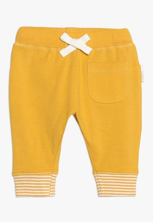 TROUSERS RELAXED QUAQUA BABY - Legging - mineral yellow