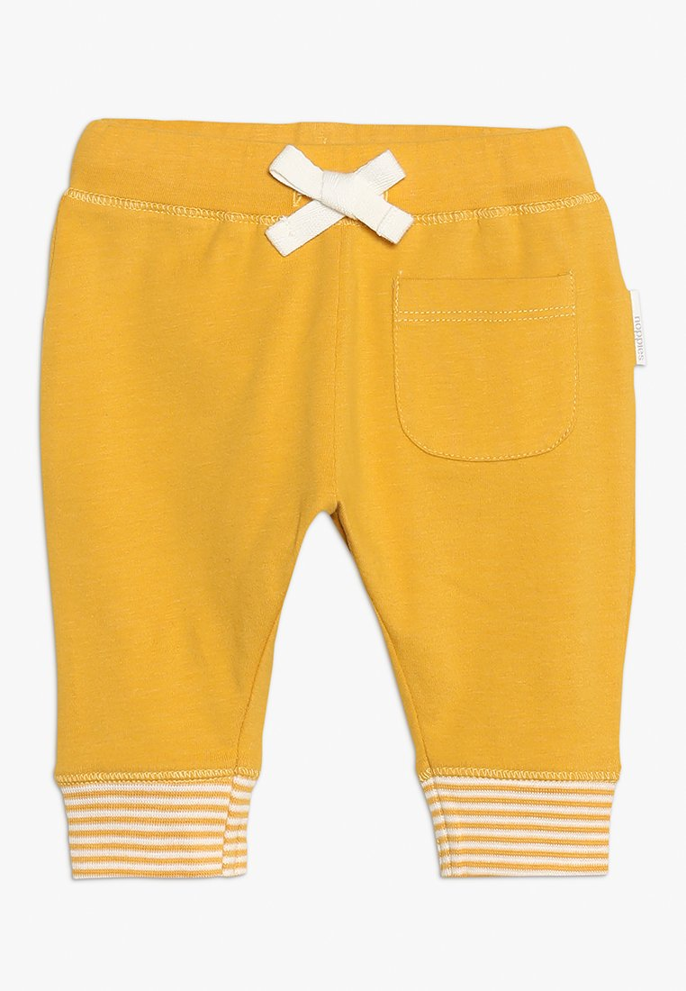 Noppies - TROUSERS RELAXED QUAQUA BABY - Leggingsit - mineral yellow