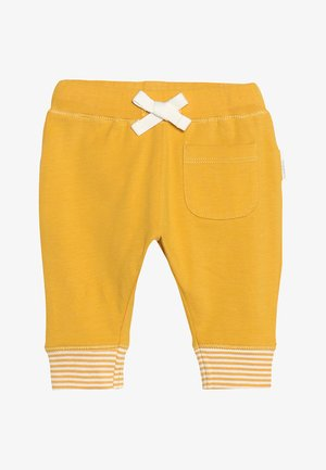 TROUSERS RELAXED QUAQUA BABY - Leggings - mineral yellow