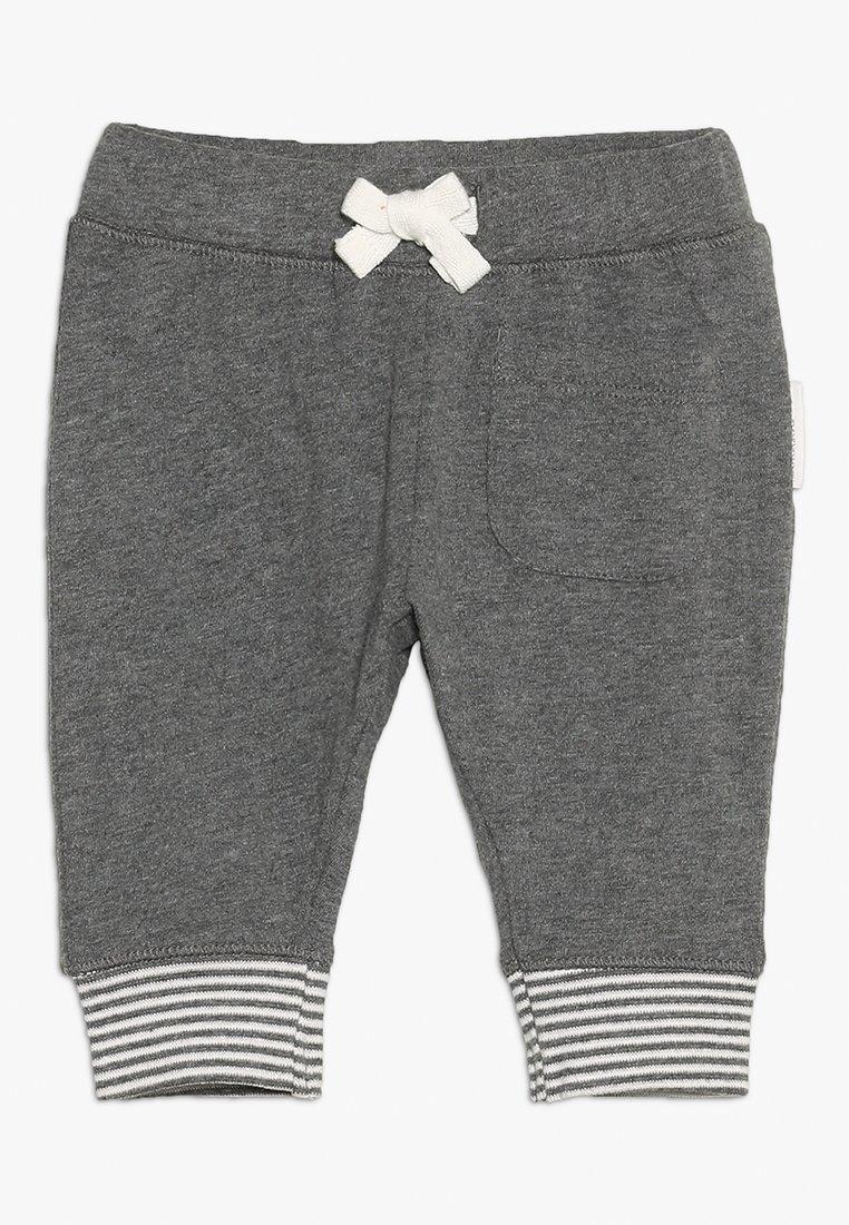 Noppies - PANTS RELAXED QOLORA BABY - Kalhoty - grey melange