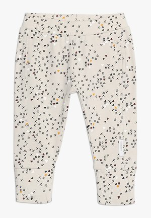 PANTS REGULAR QUATTRO BABY - Legíny - off white