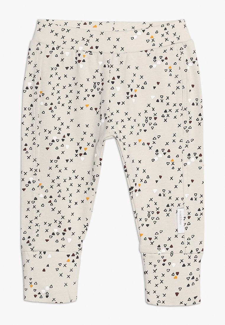 Noppies - PANTS REGULAR QUATTRO BABY - Legíny - off white
