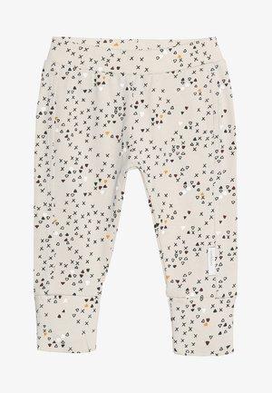 PANTS REGULAR QUATTRO BABY - Legíny - off white