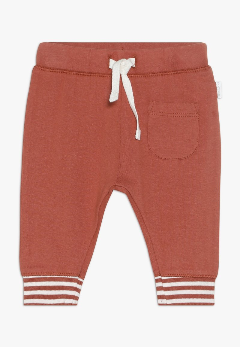 Noppies - RELAXED FIT PANTS ANNEI - Pantalon classique - spicy ginger
