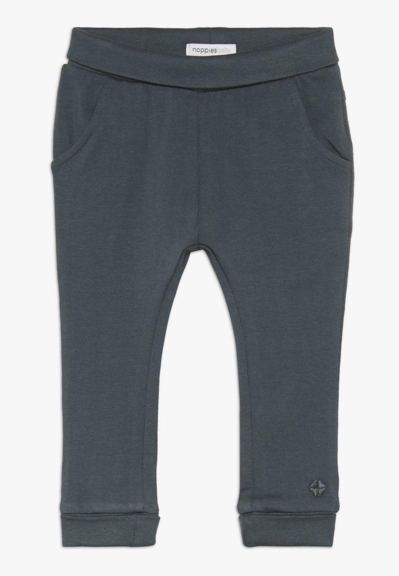 Noppies - PANTS HUMPIE - Kalhoty - dark grey