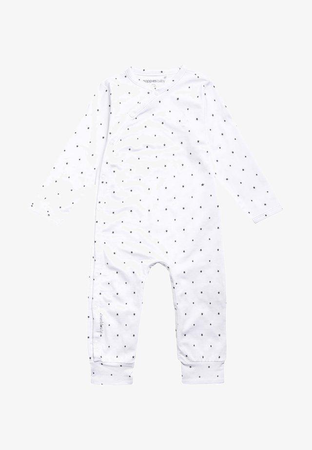 LOU - Sleep suit - white