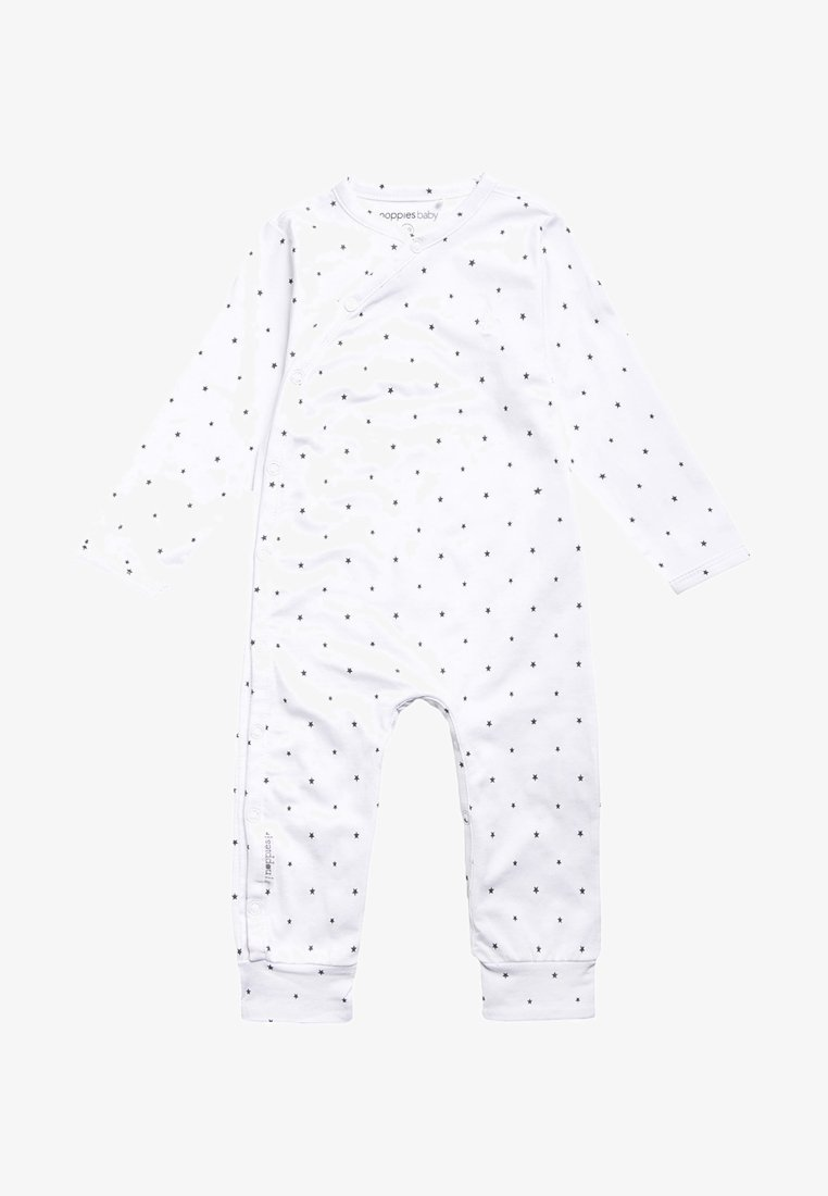 Noppies - LOU - Babygrow - white