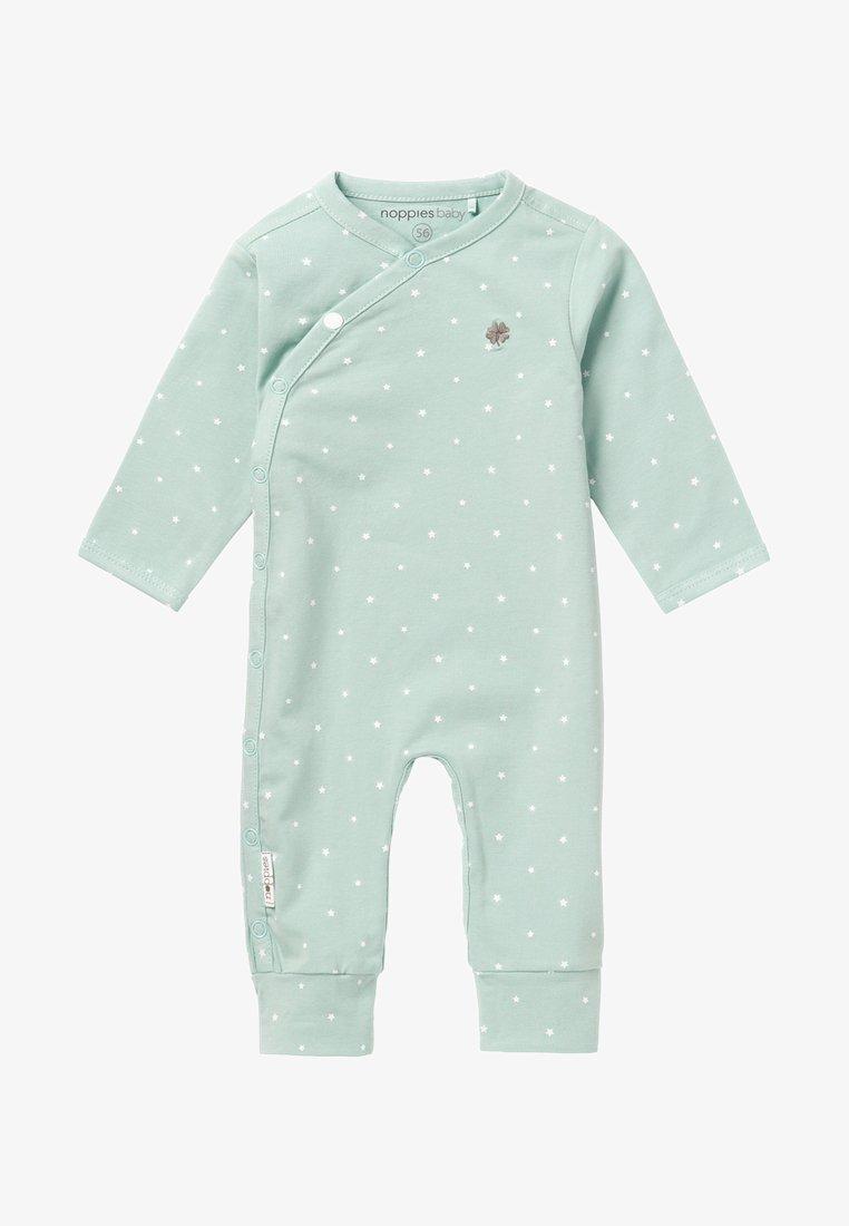 Noppies - LOU - Jumpsuit - grey mint