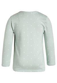 Noppies - ANNE  - Pitkähihainen paita - grey mint - 1