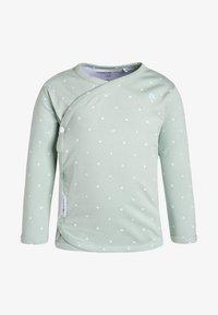 Noppies - ANNE  - Pitkähihainen paita - grey mint - 0
