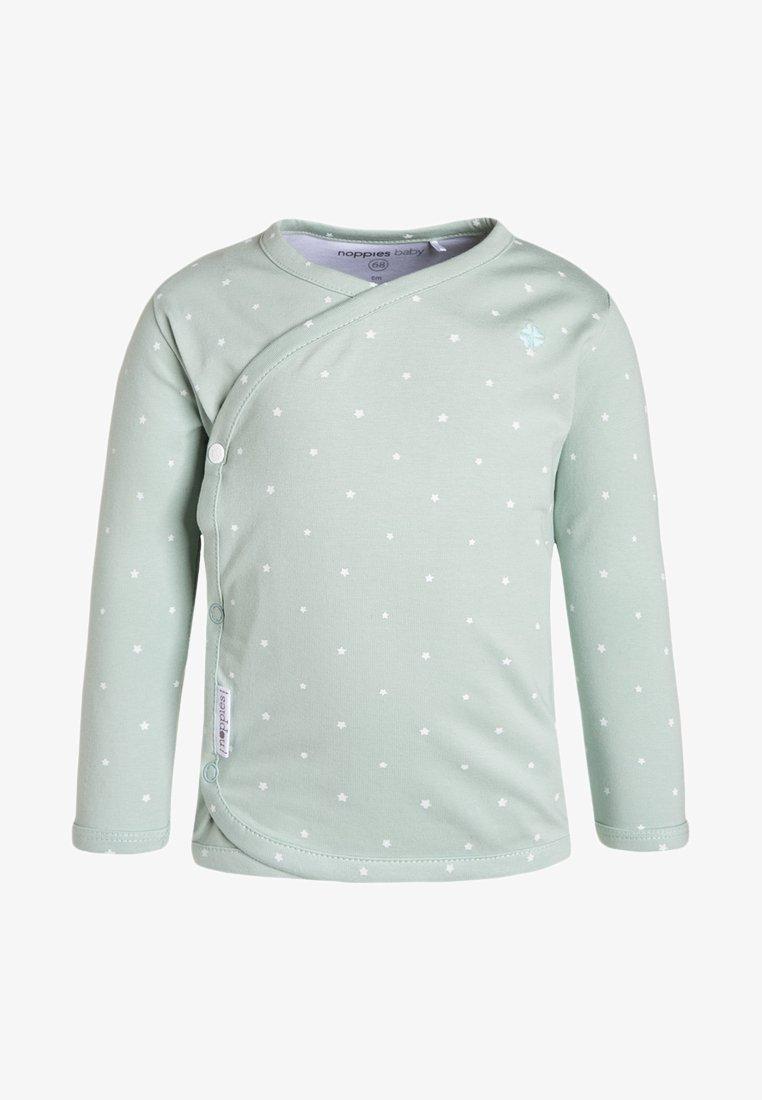 Noppies - ANNE  - Longsleeve - grey mint