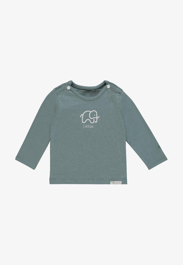 LANGARMSHIRT AMANDA - Långärmad tröja - green
