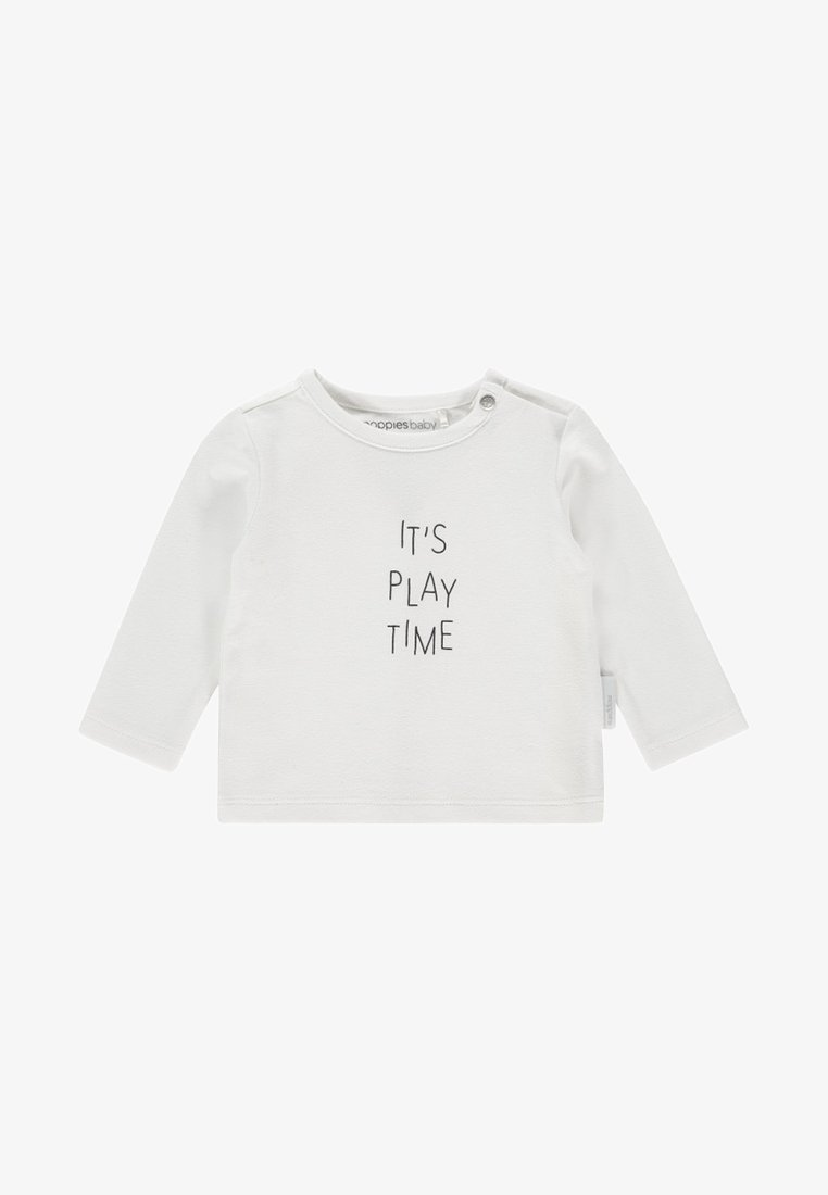 Noppies - Long sleeved top - white