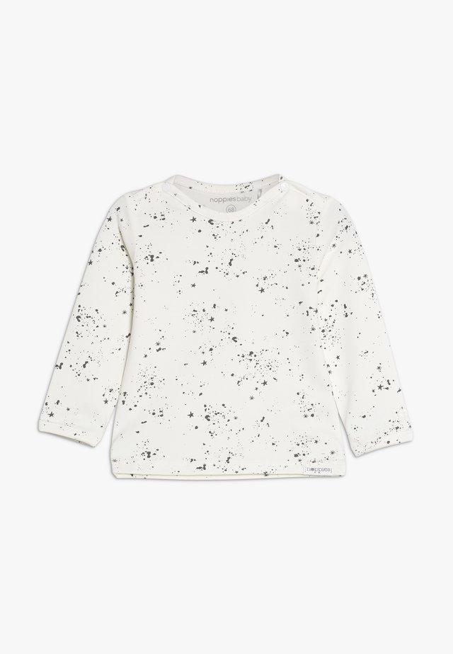 TEE GALE - Langarmshirt - white