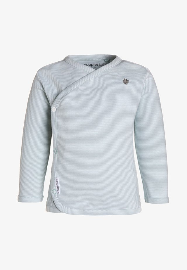 SOLY - Long sleeved top - grey mint