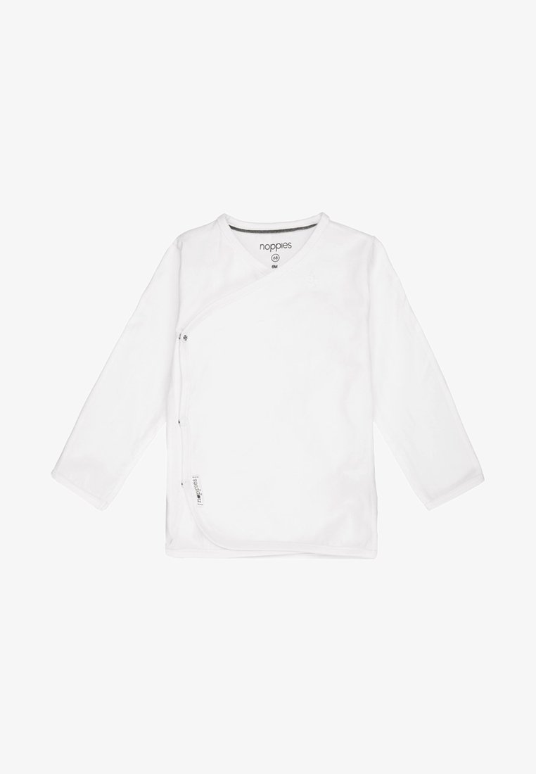 Noppies - LITTLE - Long sleeved top - white