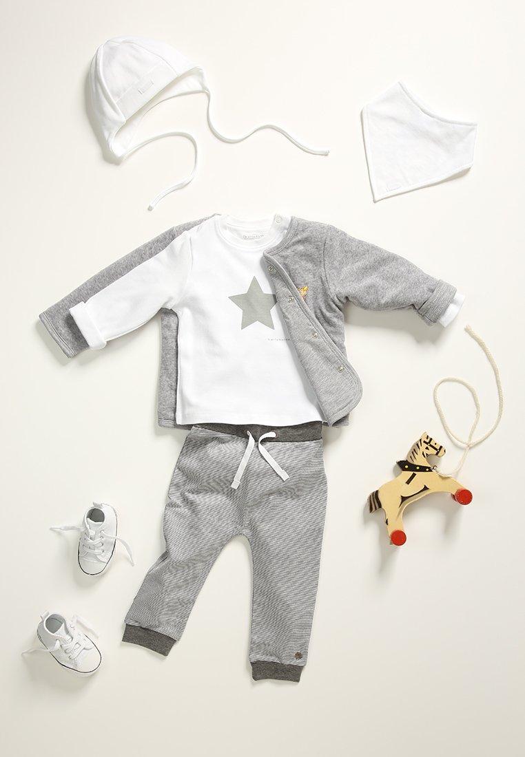 Noppies - Teplákové kalhoty - anthracite melange