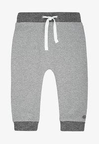 Noppies - Teplákové kalhoty - anthracite melange - 1