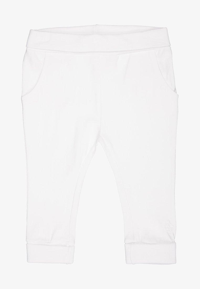 Noppies - HUMPLE - Pantalones deportivos - white